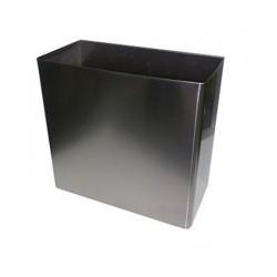 Cubo para residuos carro de curas