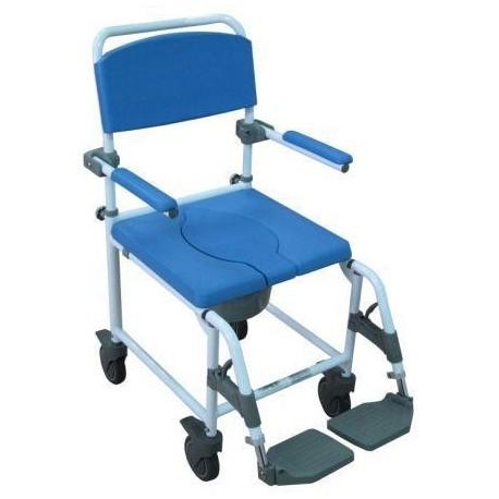Silla de ducha apex silla de ducha con ruedas silla de ducha sillas de ducha sillas de ducha - Silla de ruedas con inodoro ...