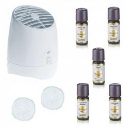 Set completo aromaterapia