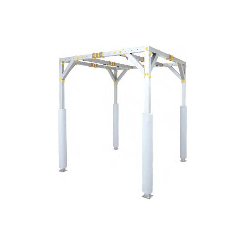 Único Estructura De La Cabina Ornamento - Ideas Personalizadas de ...