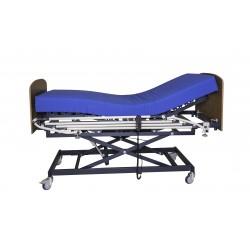 Pack cama elevación eléctrica articulada 4 planos ZEIS