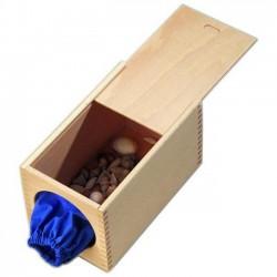 Caja táctil objetos pequeña
