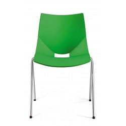Silla Shell 110 apilable