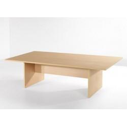 Mesa juntas recta Serena 180 x 120 cm.