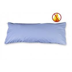 Funda almohada sanitaria ignífuga Pu 90cm