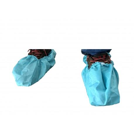 Calza de protección reutilizable y esterilizable