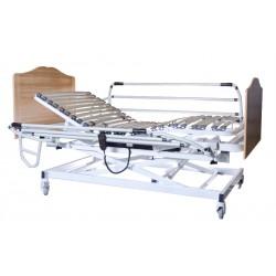 Conjunto cama articulada 4 planos y elevación eléctrica DM