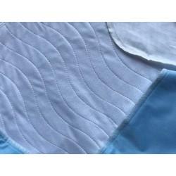 Empapador cama con alas reutilizable Texcare
