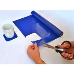 Rollo Antideslizante 1m x 2cm - Azul